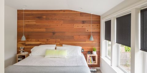 22 Stylish Accent Wall Ideas How To Use Paint Wood