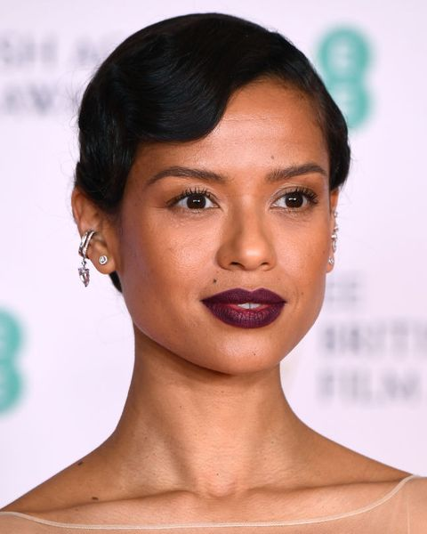 london, england   april 11 awards presenter gugu mbatha raw attends the ee british academy film awards 2021 at the royal albert hall on april 11, 2021 in london, england photo by jeff spicergetty images