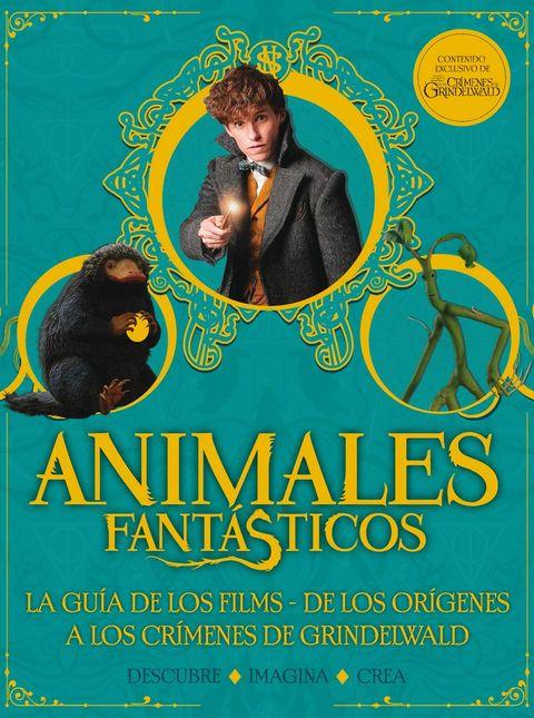 Animales Fantasticos guia