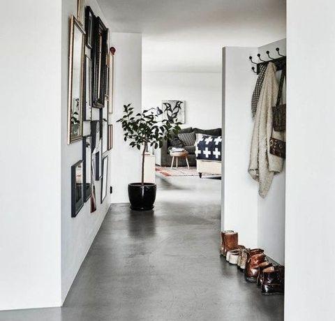 Suelos de cemento para toda la casa suelos de microcemento - Cemento pulido para suelos ...