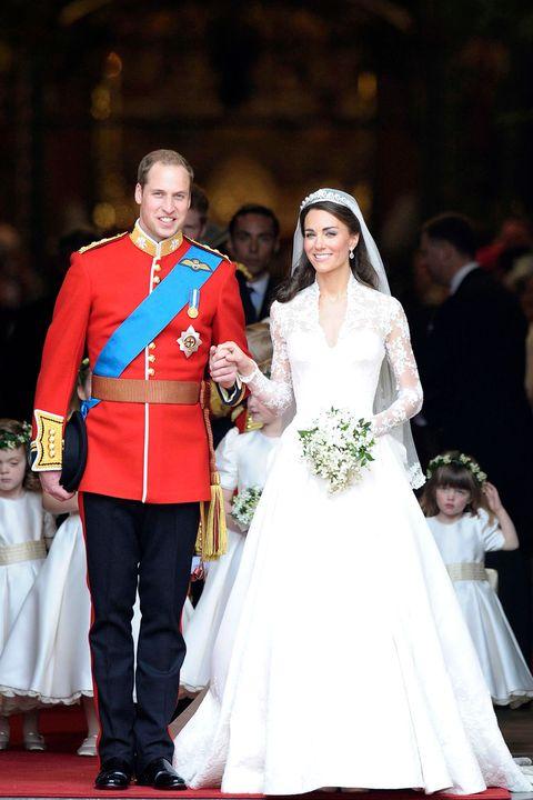 Los duques de Cambridge celebran 8 años de casados.