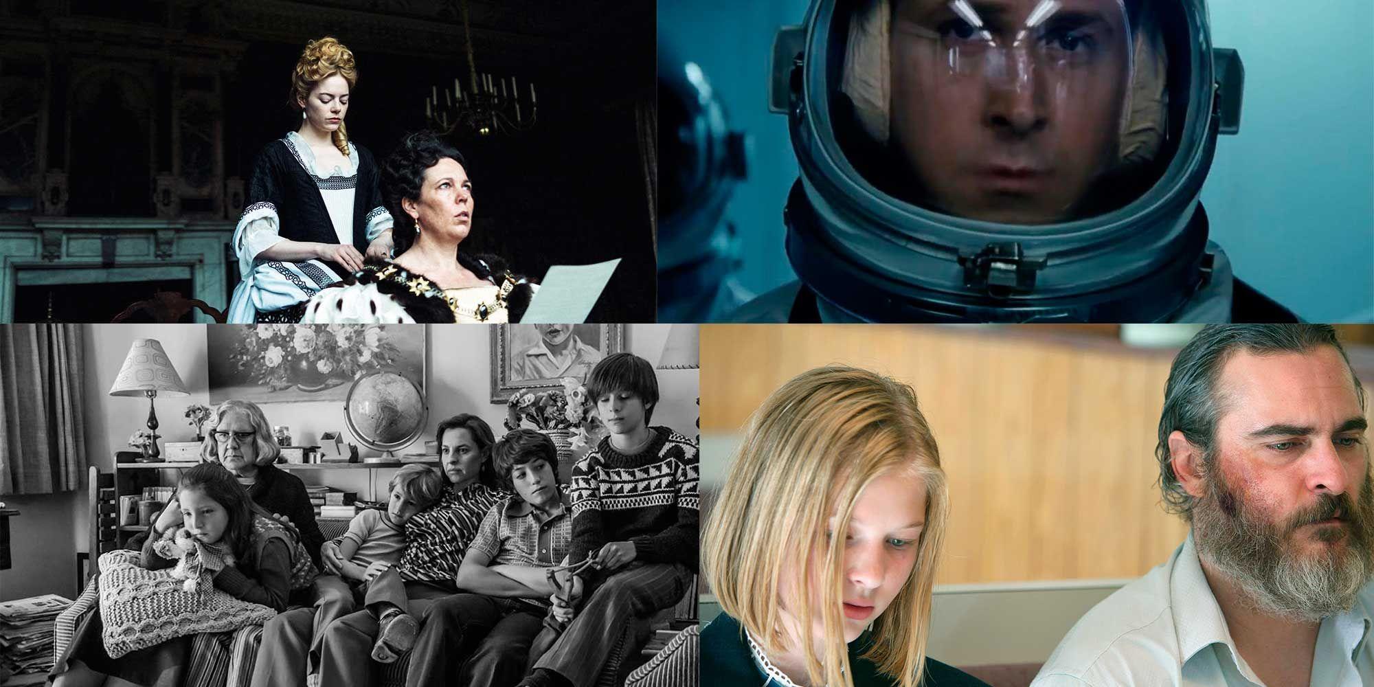 Guillermo del Toro elige sus 12 películas favoritas de 2018 - Guillermo del Toro 2018 favourite movies