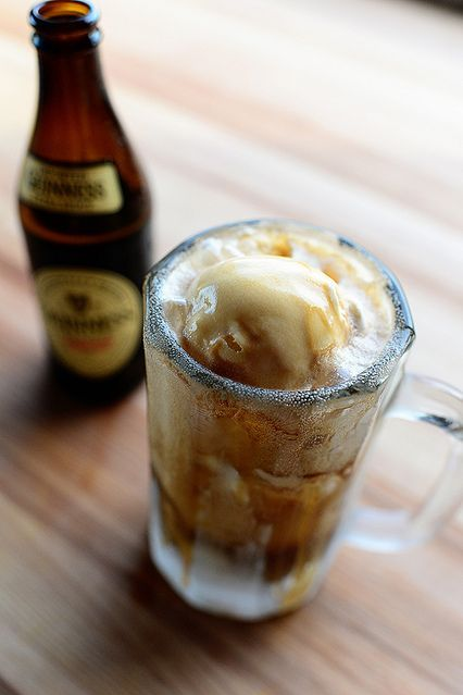 guinness float st patricks day recipes