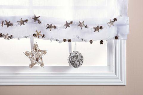 Adornos de Navidad DIY: Guirnaldas