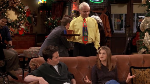 This axed Friends storyline saw Rachel move in with Gunther