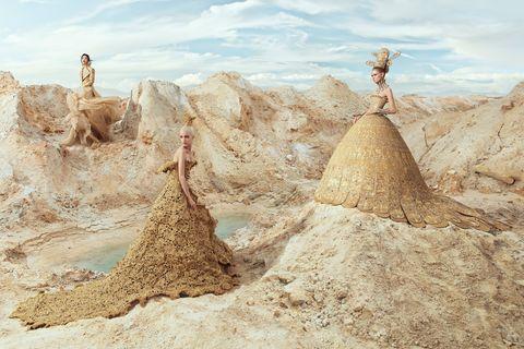 Sand, Badlands, Soil, Rock, Formation, Tree, Landscape, Recreation, Wadi,