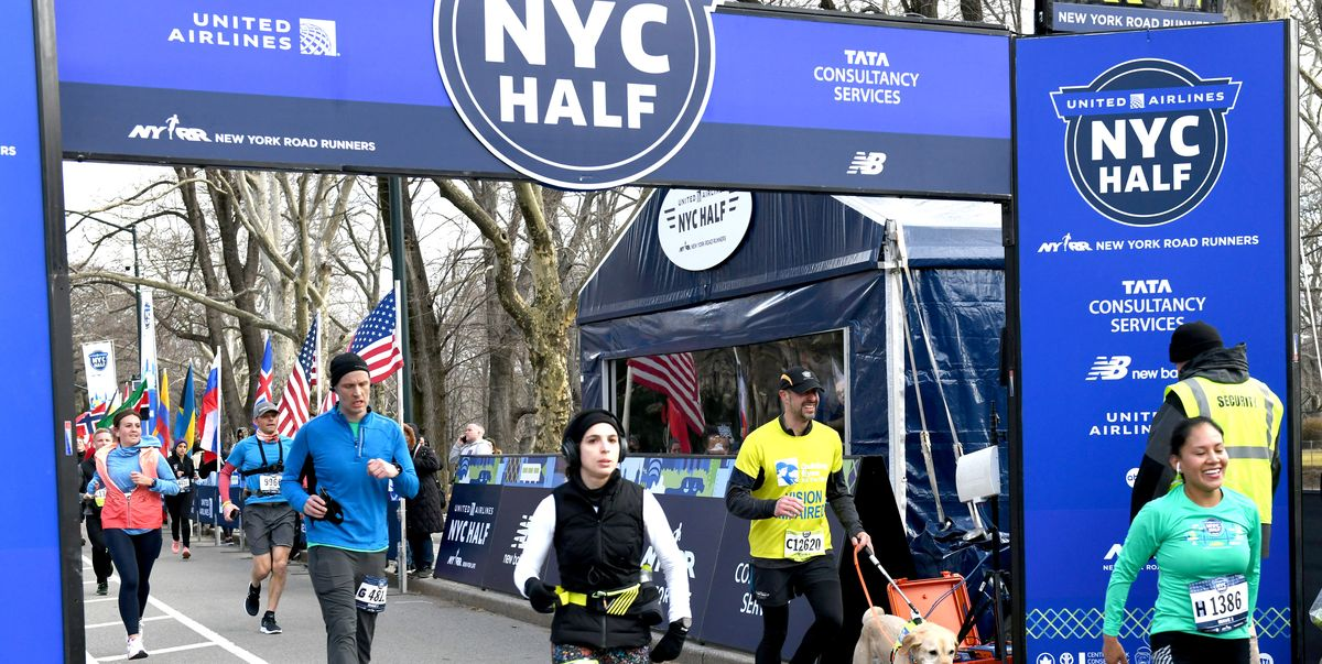 The 2021 NYC Half Marathon Has Been Canceled Because of COVID-19 Concerns