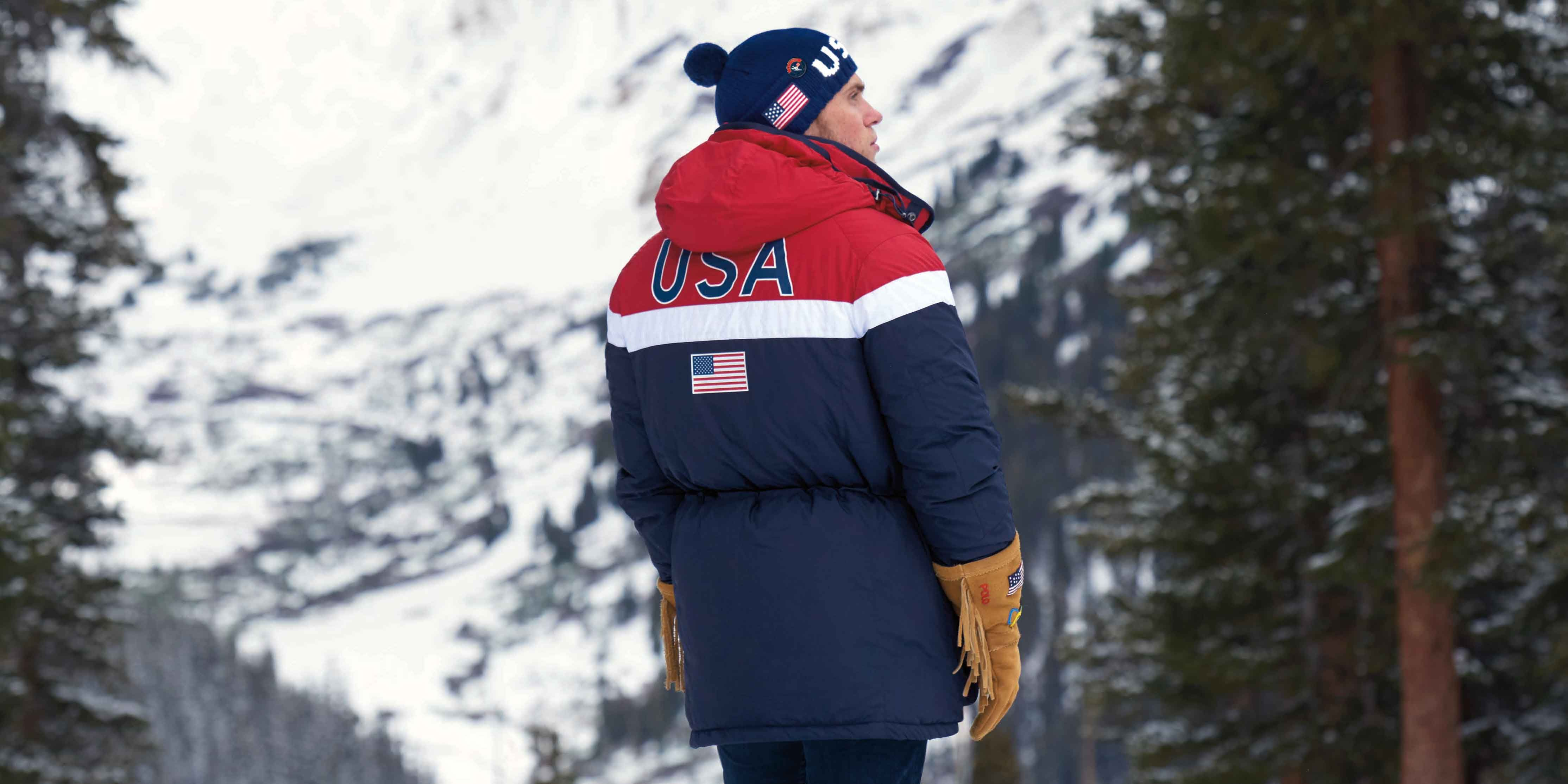 The Deeper Story Behind Ralph Laurens Olympic Opening Ceremony Uniforms