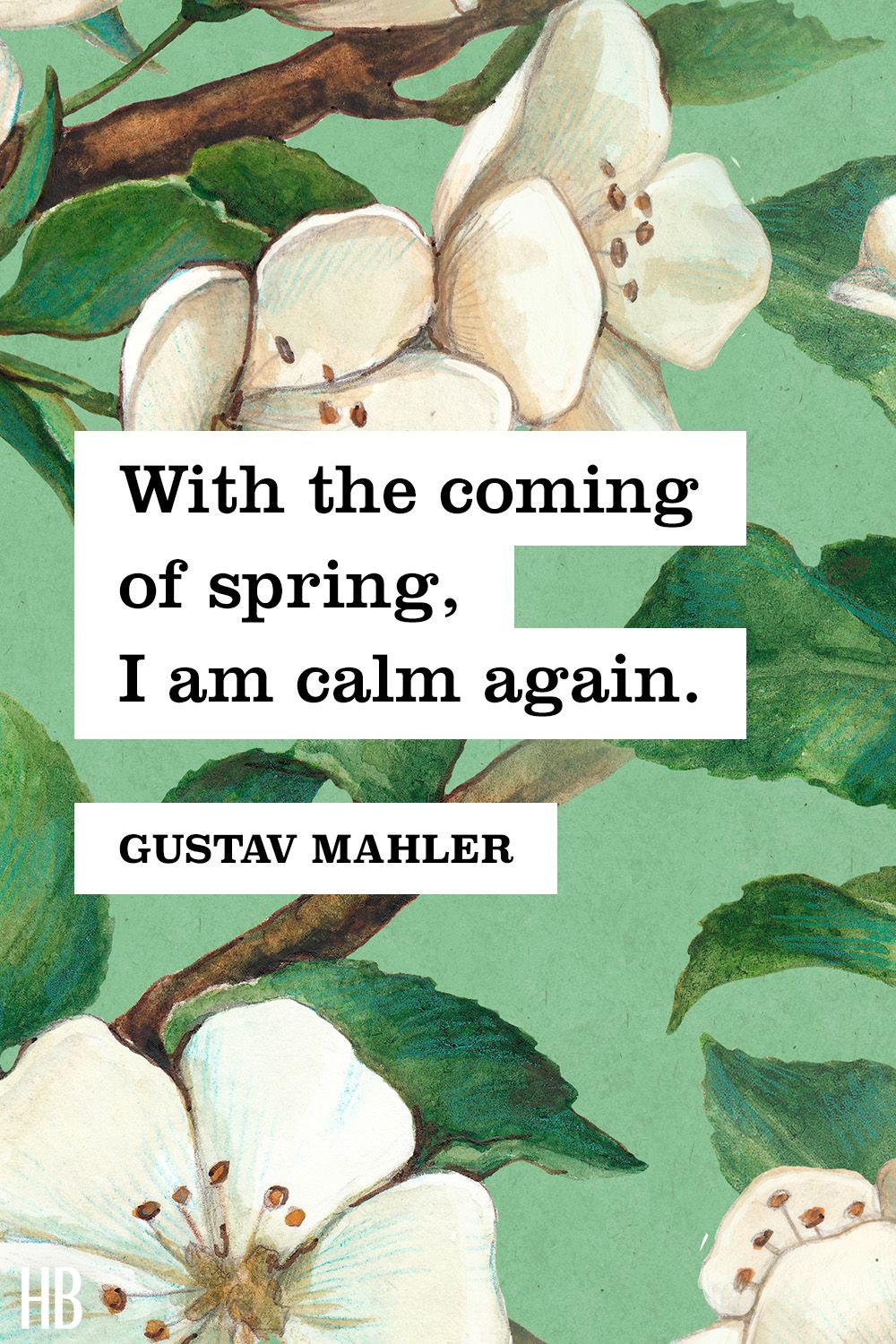 gustav mahler easter quote