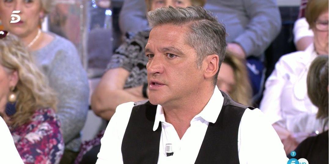 Gustavo González sálvame