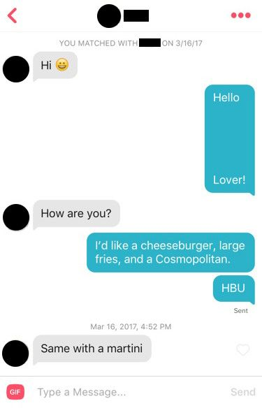 Quickest way to hook up on tinder