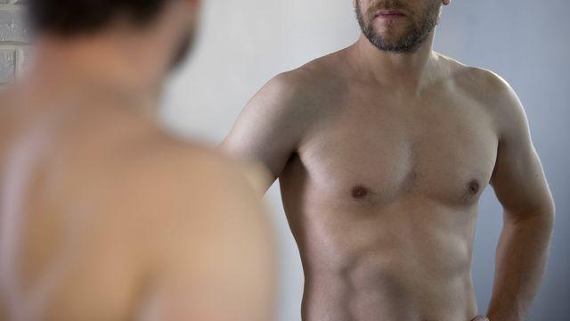men feel pressured by summer bodies