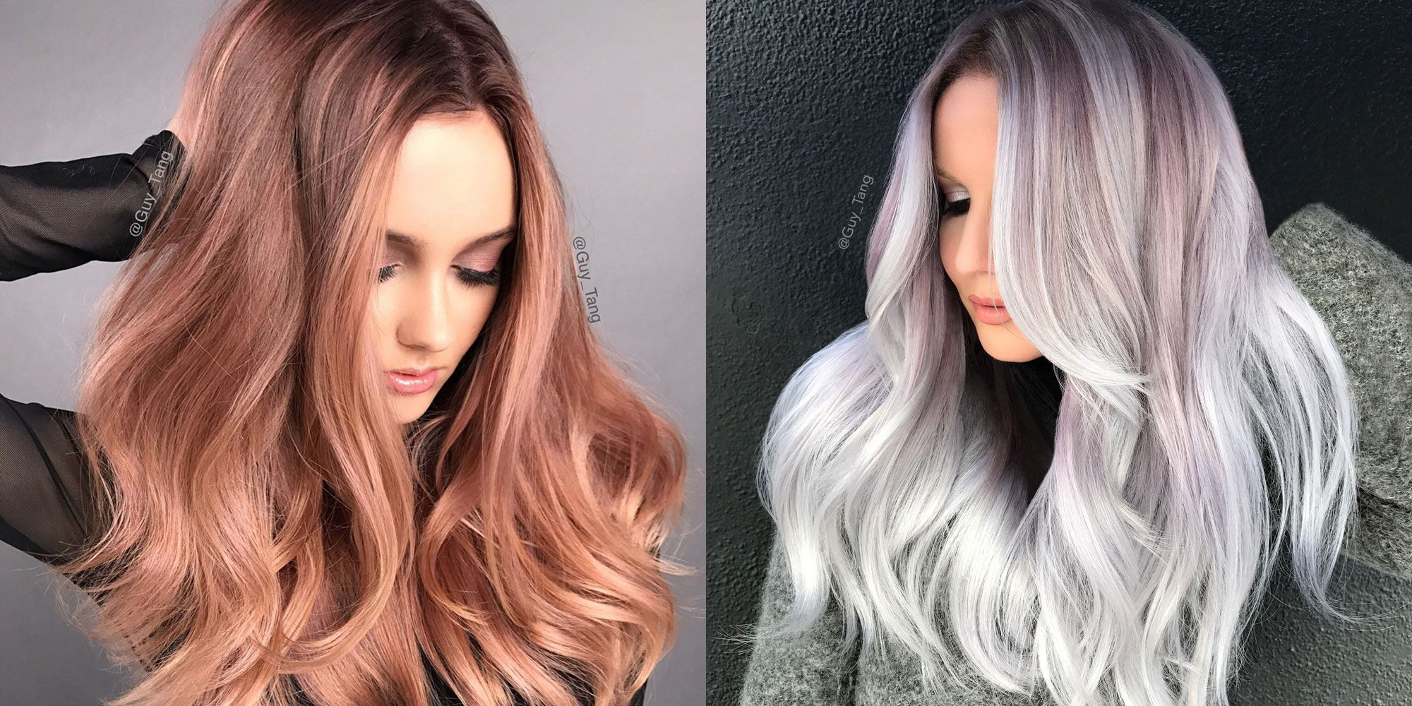 This New Line Of Hair Color Makes It So Easy To Jump In On The