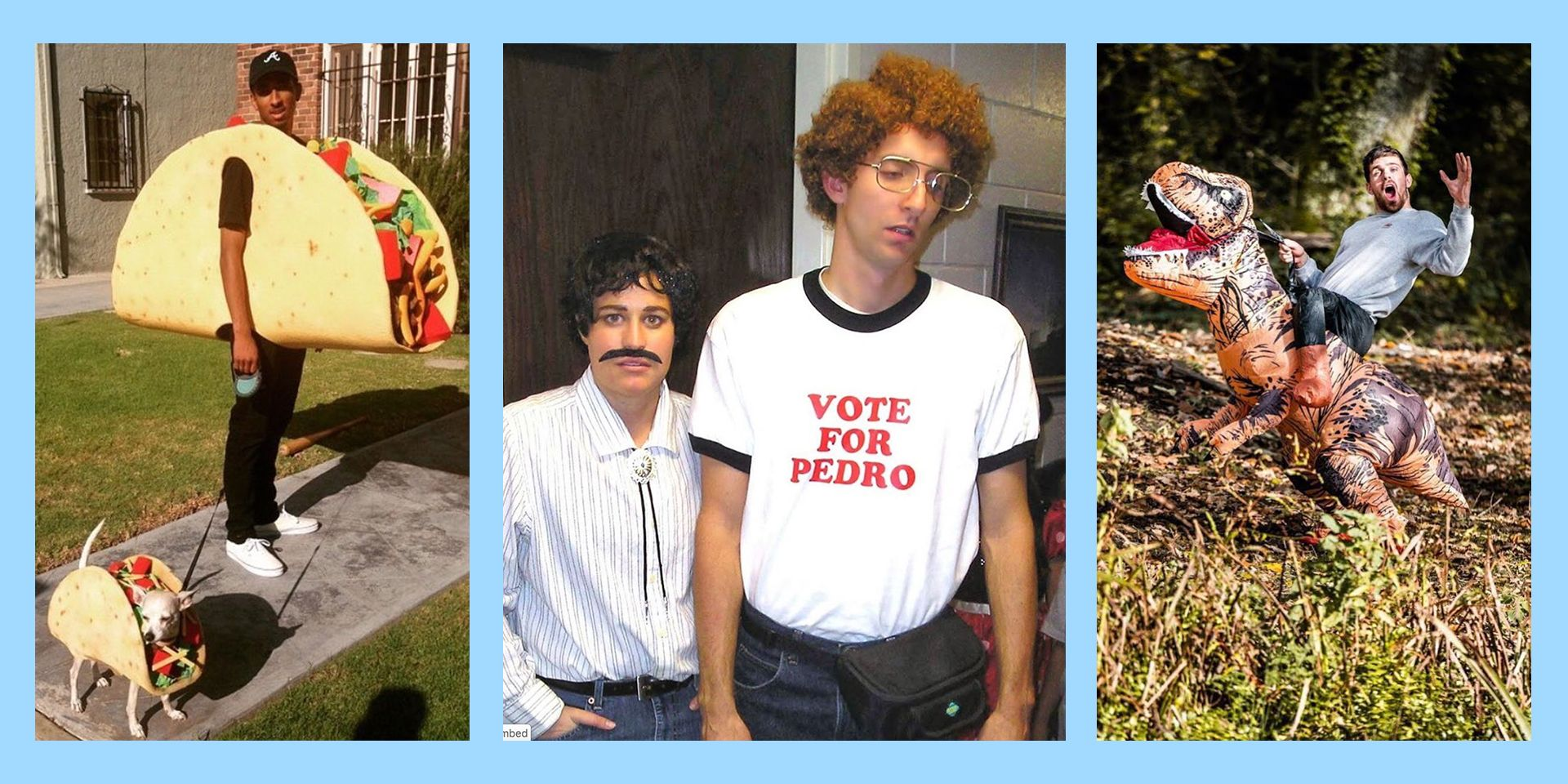 """35 Funny Halloween Costumes for Guys That""""ll Make Your Friends LOL"""