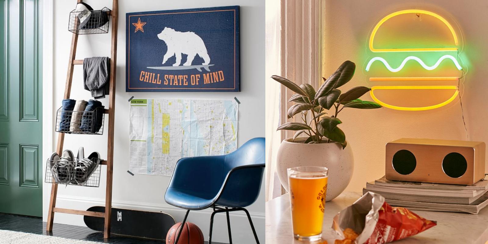 image & 11 Dorm Room Ideas For Guys - Cool Dorm Room Decor Guys Will Love
