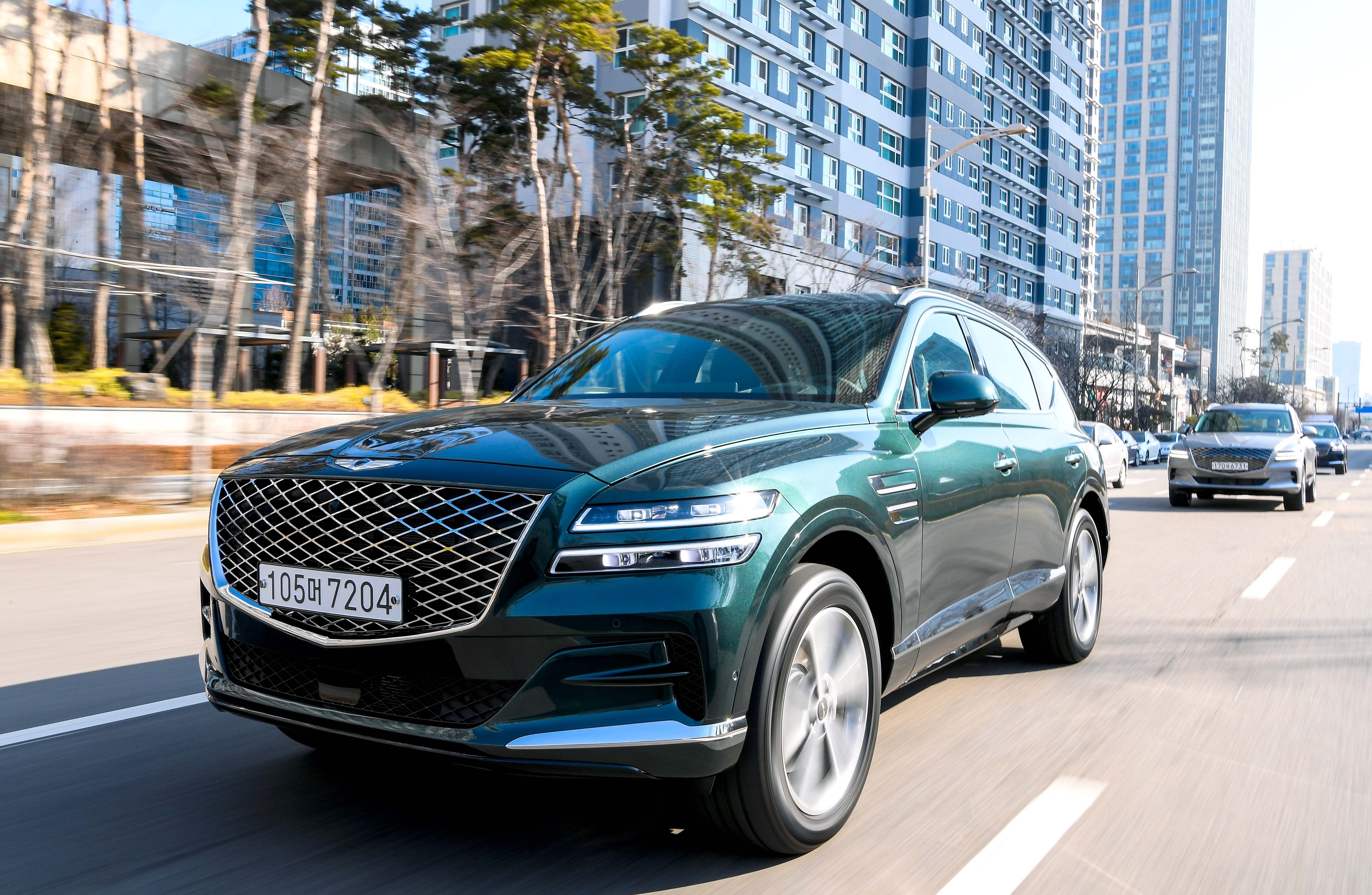 2021 Genesis Gv80 Will Change The Game Suv Review Photos