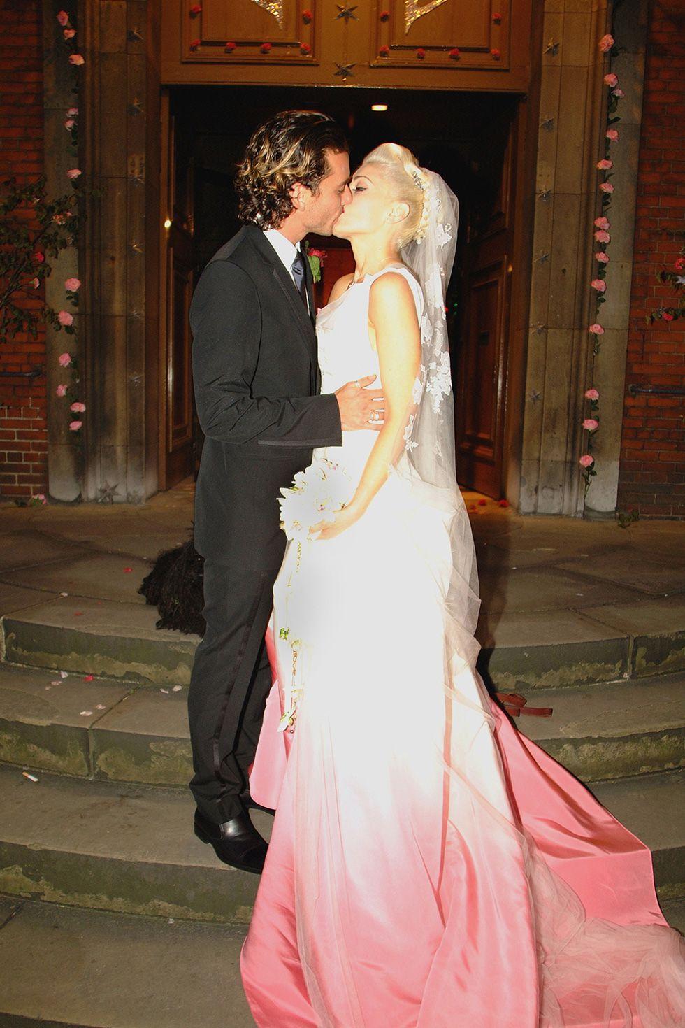30 Most Memorable Celebrity Wedding Dresses Jolie Clothing Jamie Long Dress