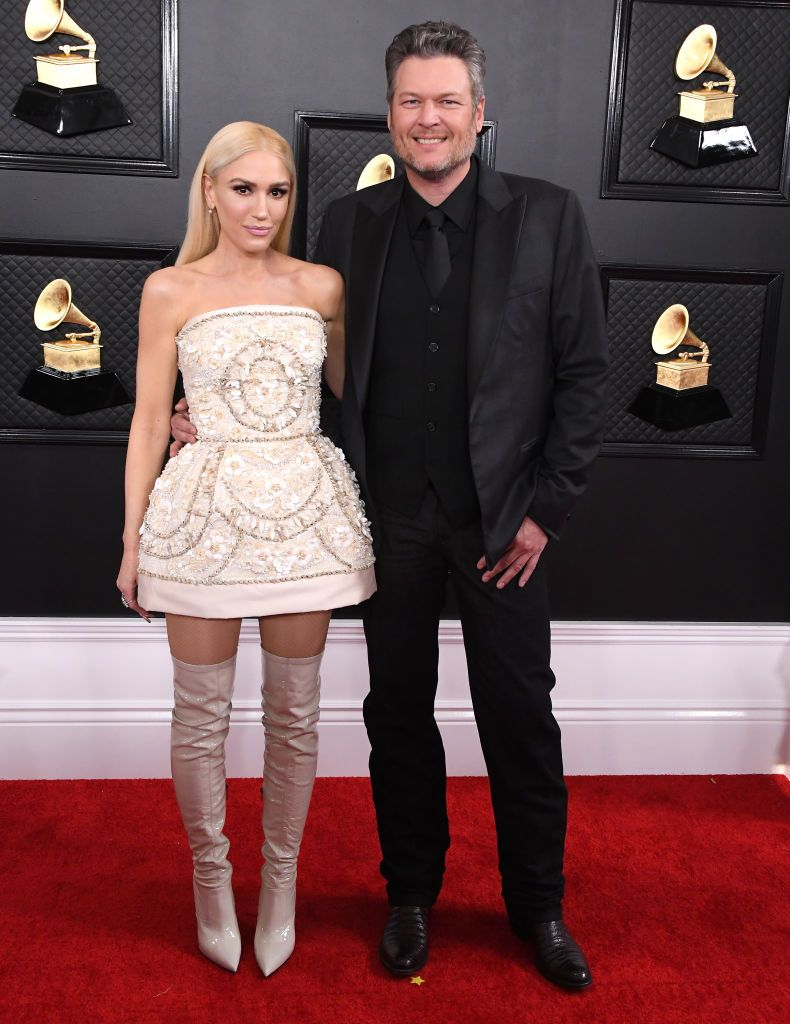 Fans Think Gwen Stefani And Blake Shelton Hinted They Got Married
