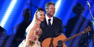 Blake Shelton and Gwen Stefani GRAMMY Awards