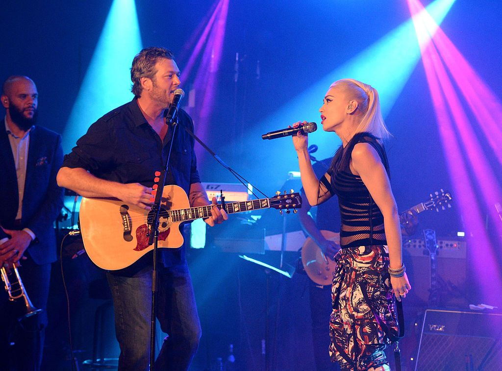 Blake Shelton - Nobody But You (Duet with Gwen Stefani)