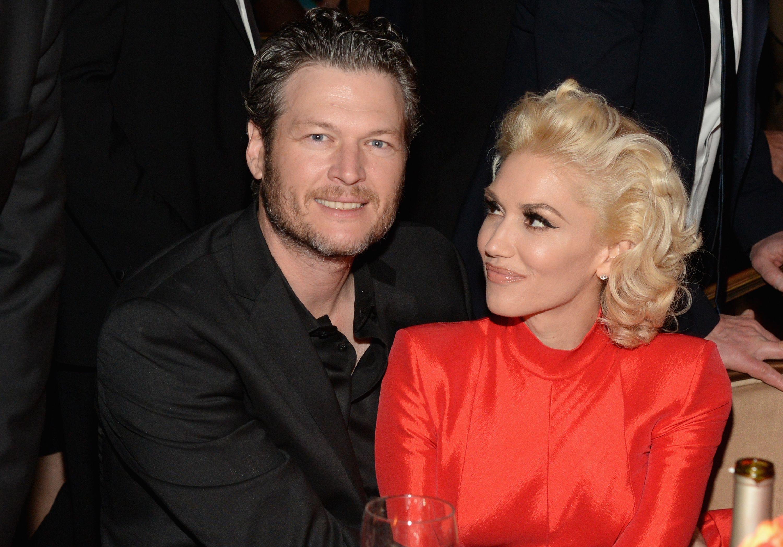 Blake Shelton And Gwen Stefani Wedding Pictures.Are Blake Shelton Gwen Stefani Getting Married Here Are Hints