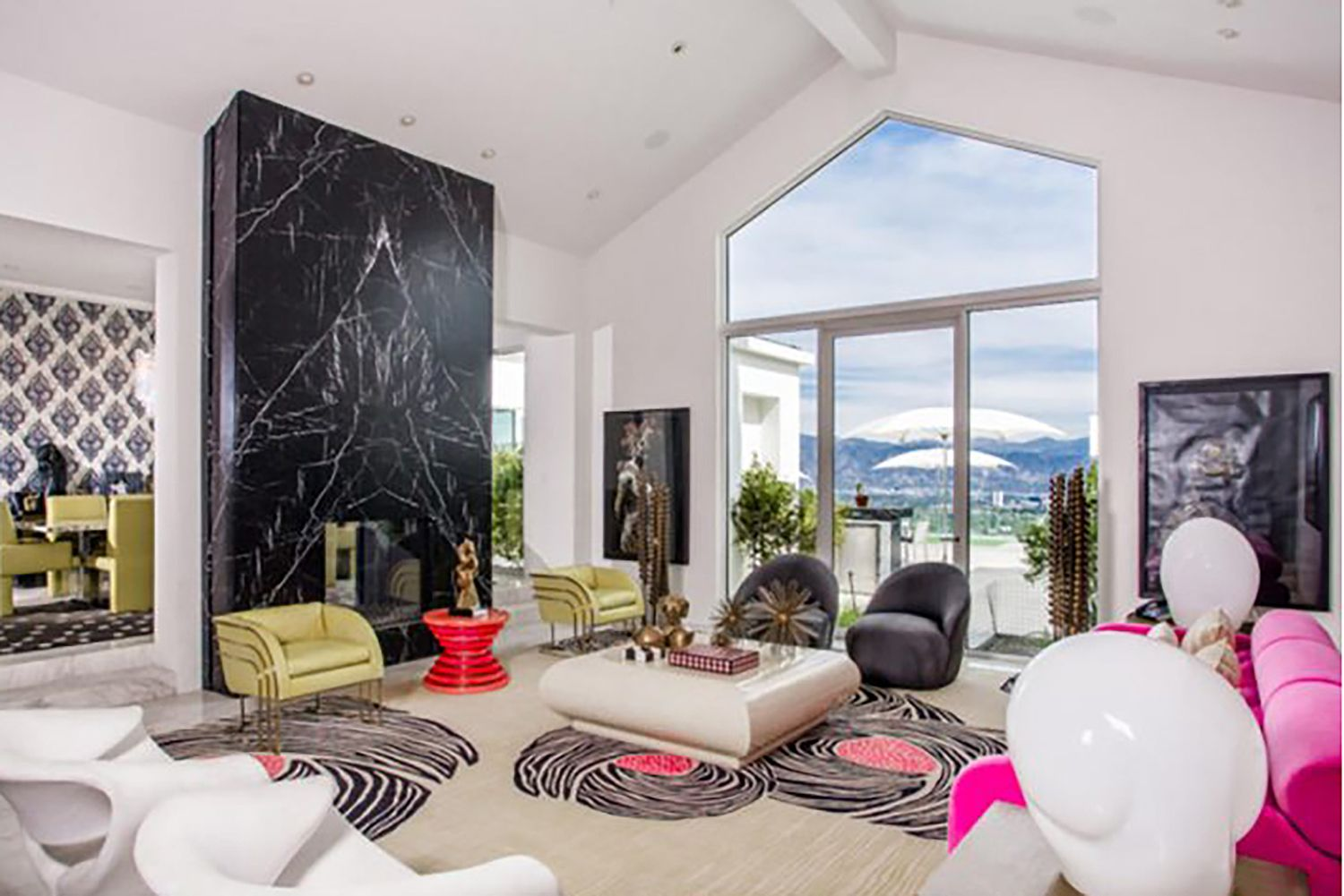 Expensive Celebrity Homes - Beautiful Celebrity Homes