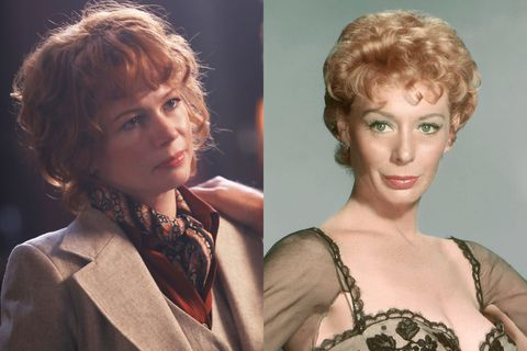 gwen verdon fosse verdon fx michelle williams