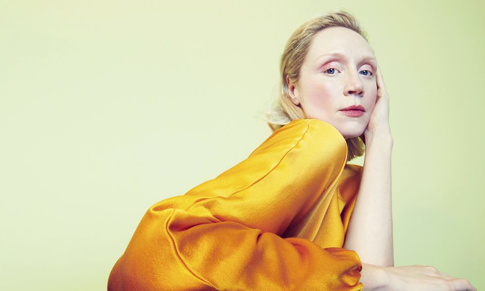 Gwendoline Christie on Becoming Brienne of Tarth, the Woolmark Prize, and the Importance of Beauty