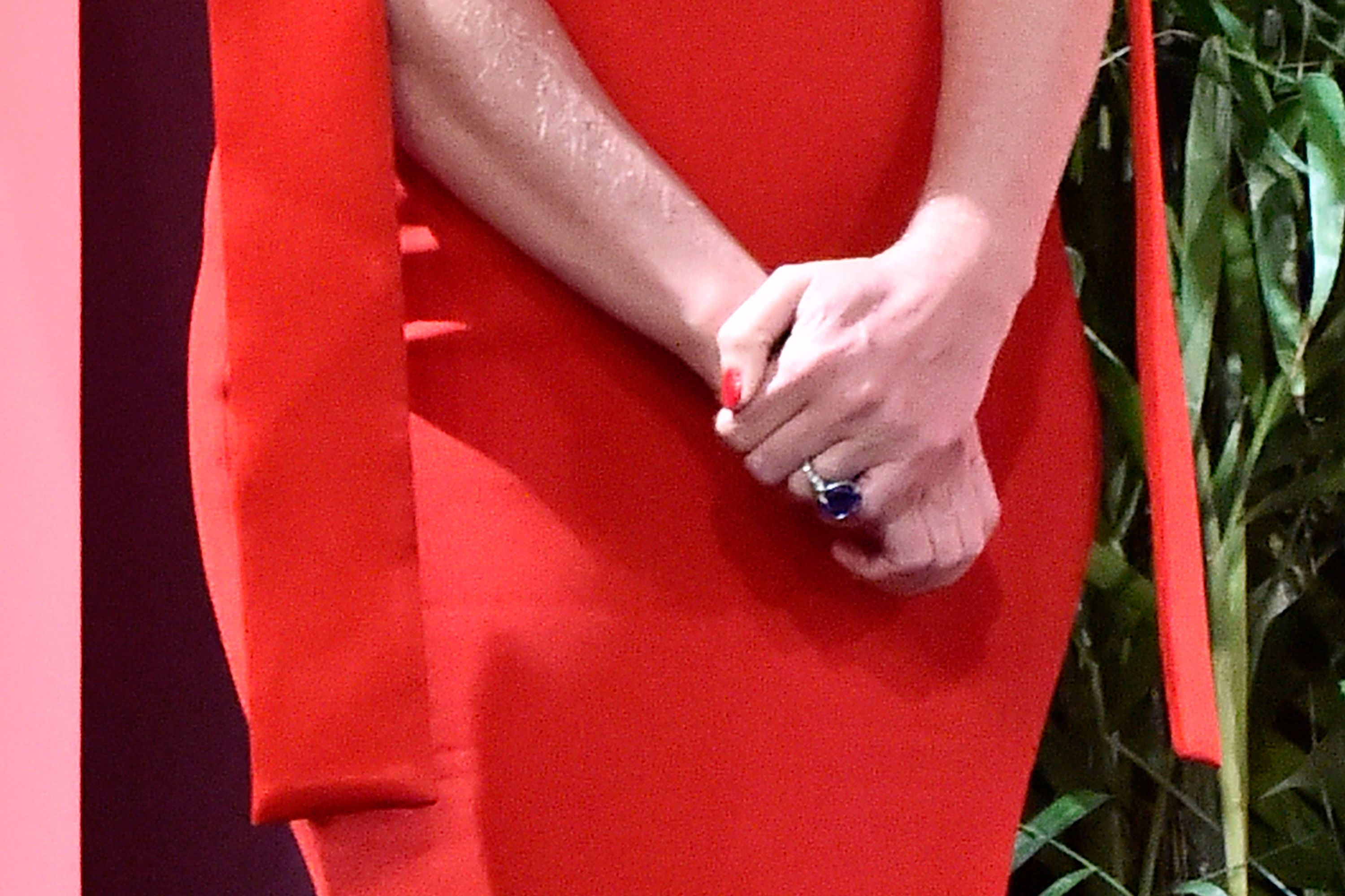 Gwyneth Paltrow engagement ring