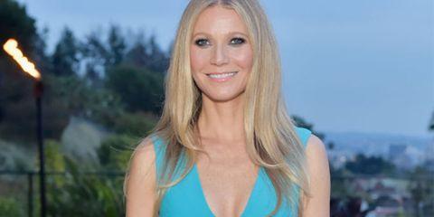 Gwyneth Paltrow Hollywood Reporter dinner