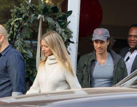 Celebrity Sightings In Los Angeles - December 10, 2016