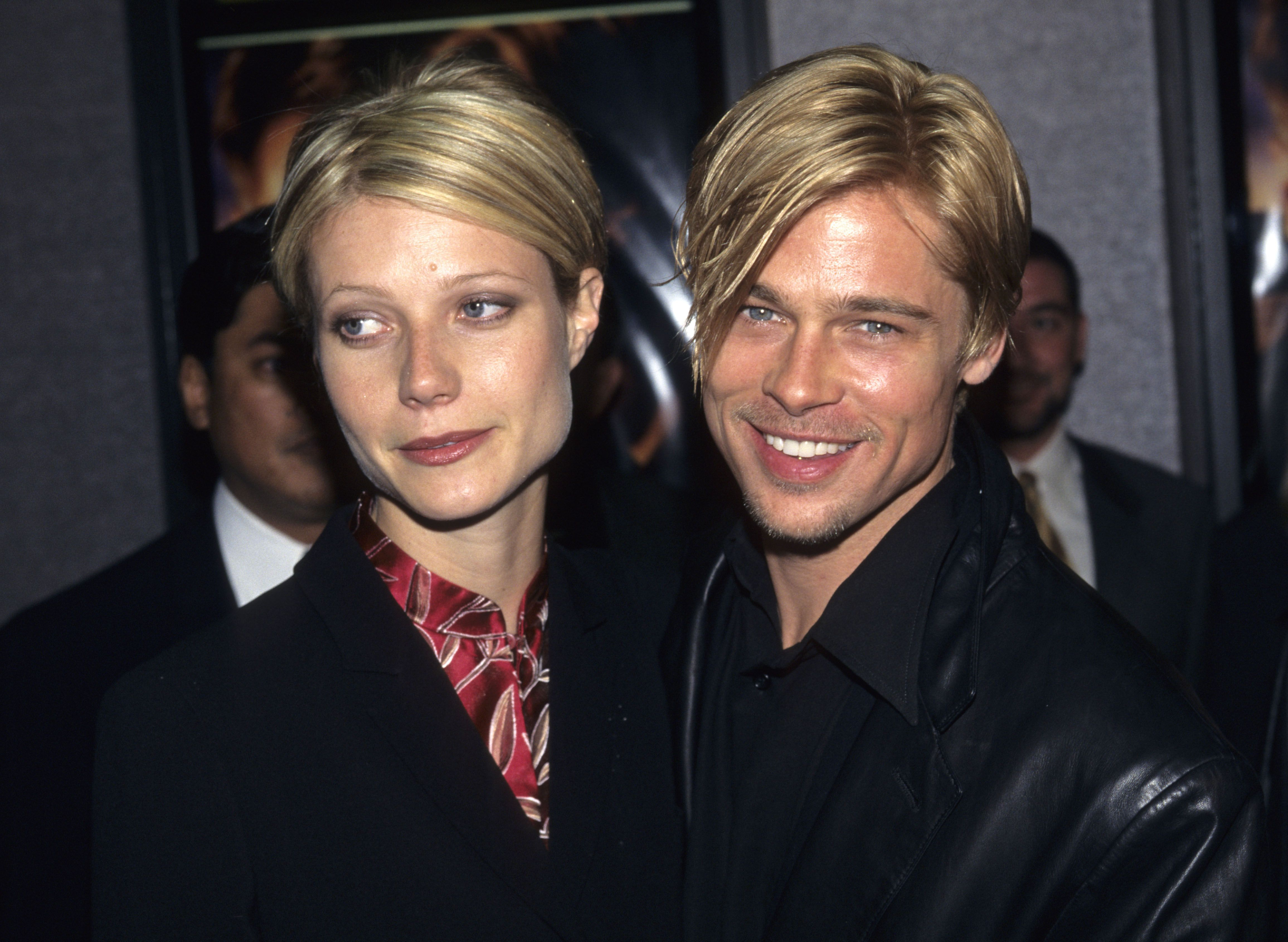 Brad Pitt Explains Why He Confronted Harvey Weinstein for Gwyneth Paltrow