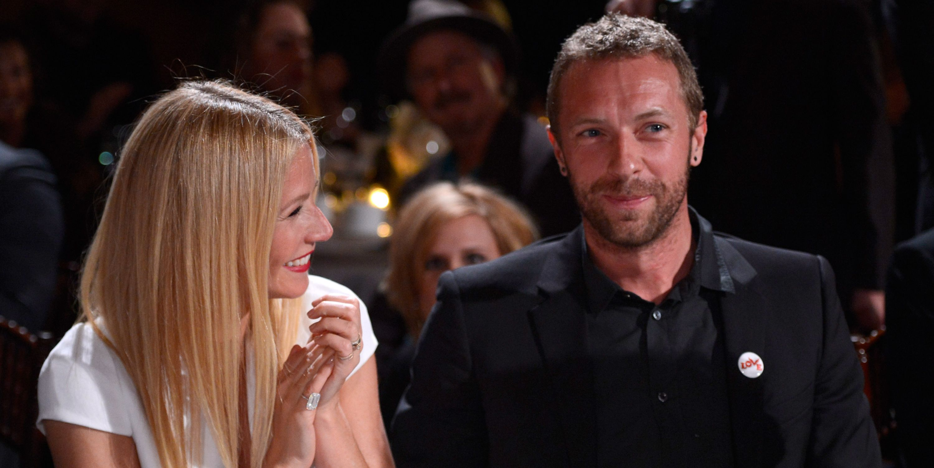 Gywneth Paltrow explains the reason why she gets on so well with ex-husband Chris Martin