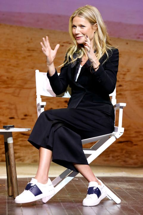 Gwyneth Paltrow(グウィネス・パルトロウ)'The Game Plan: Strategies For Entrepreneurs' Airbnb Open 2016
