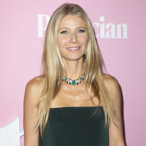 Gwyneth Paltrow attends Netflix The Politician premiere at...