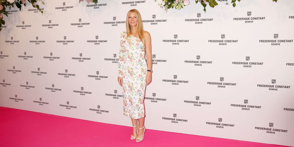 Gwyneth Paltrow Announces Goop Pop Up Shop In Notting
