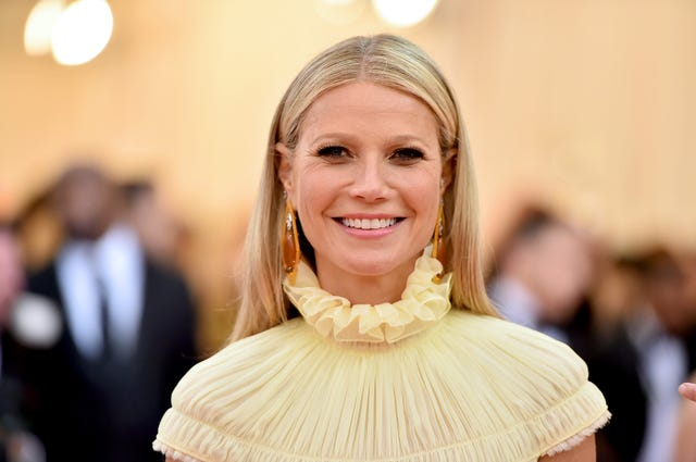 new york, new york   may 06 gwyneth paltrow attends the 2019 met gala celebrating camp notes on fashion at metropolitan museum of art on may 06, 2019 in new york city photo by theo wargowireimage