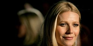 gwyneth paltrow depressione post partum