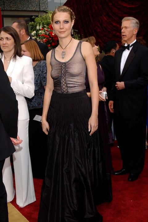 Oscars Outfits That Didn't Quite Work - Gwenyth Paltrow