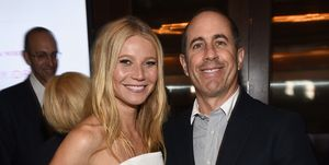 Jerry Seinfeld Hosts Inaugural Los Angeles Fatherhood Lunch To Benefit Baby Buggy