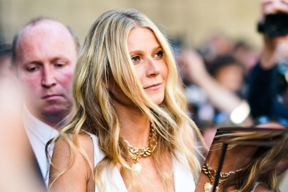 C'è una foto di (forse) Gwyneth Paltrow nuda che ha fatto il giro del web, ma non tutti hanno apprezzato