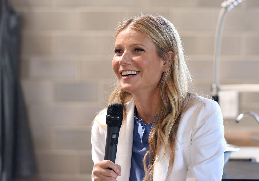 Gwyneth Paltrow Is Co-Hosting a Fundraiser for Pete Buttigieg