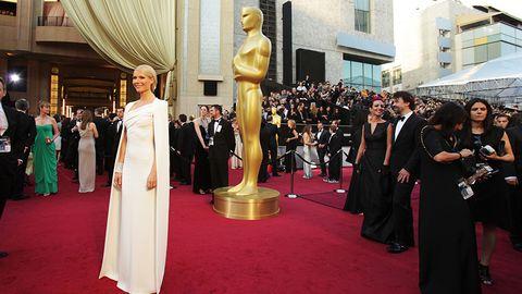 34a0c3ded Vestidos actrices de los Oscar - Los vestidos más bellos de la ...