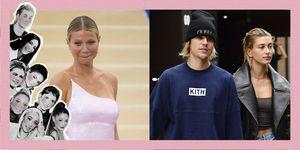 Gwyneth Paltrow is de PDA van Justin Bieber en Hailey Baldwin helemaal zat