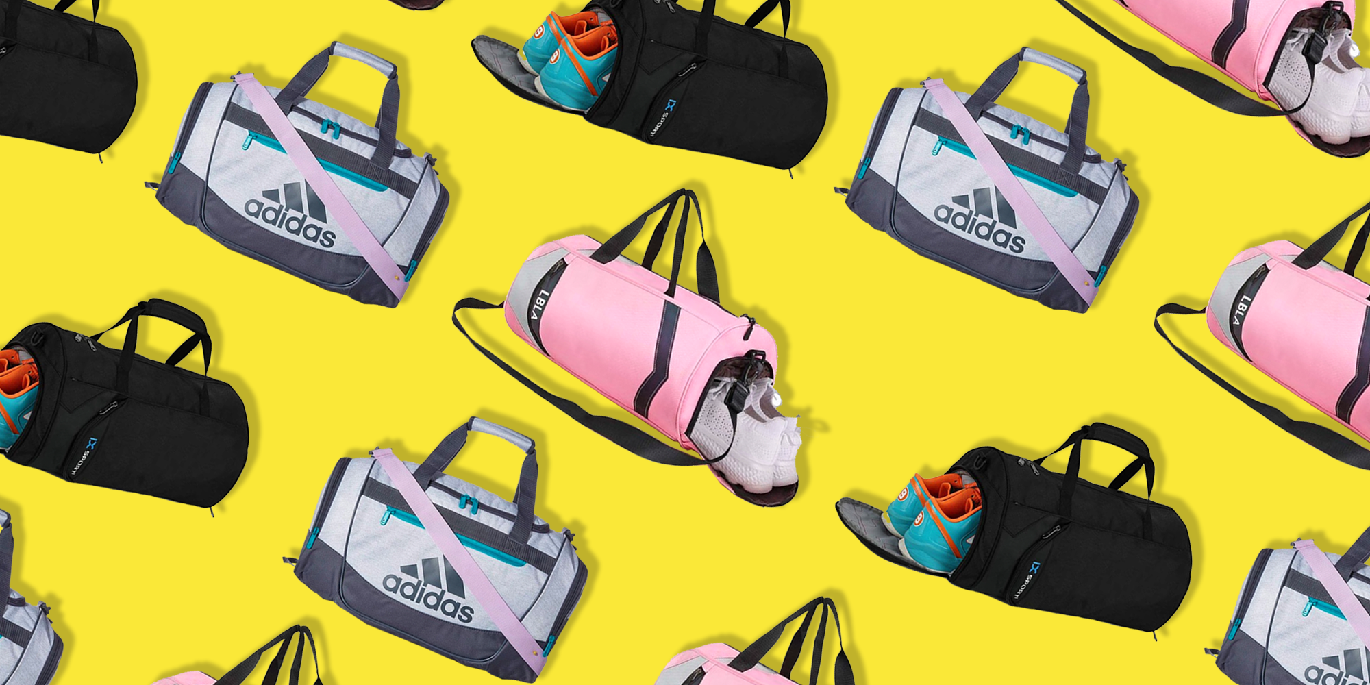 27 Best Gym Bags With Shoe Compartments