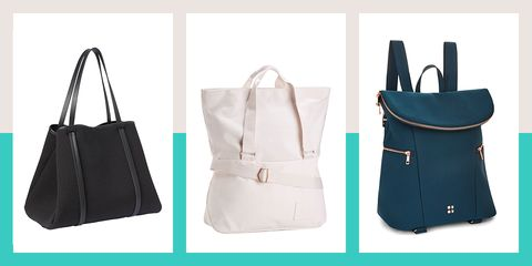 10 Gym Bags For Women That Won T Make You Look Like A Student