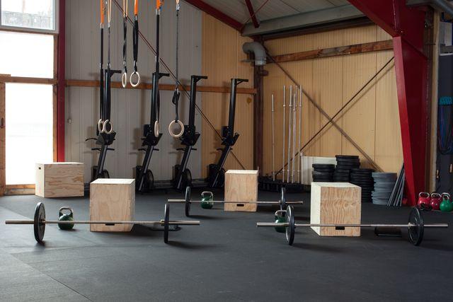 gym fitness studio