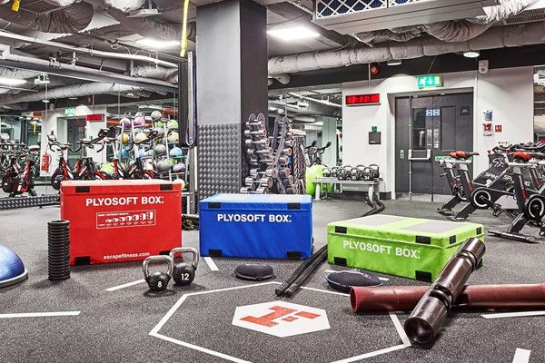 January Fitness Gym Deals: DW Fitness First