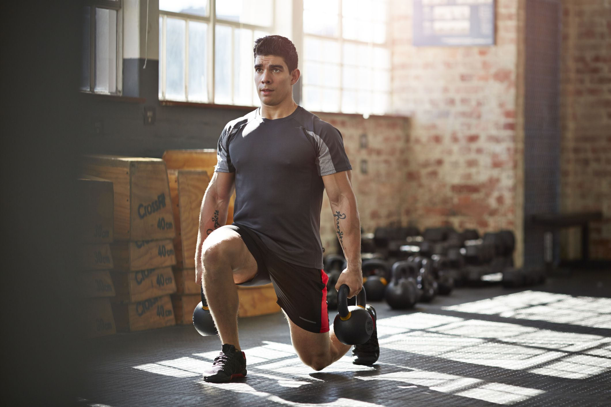 Build Bigger Legs And Tougher Abs At Home With This Superset Workout