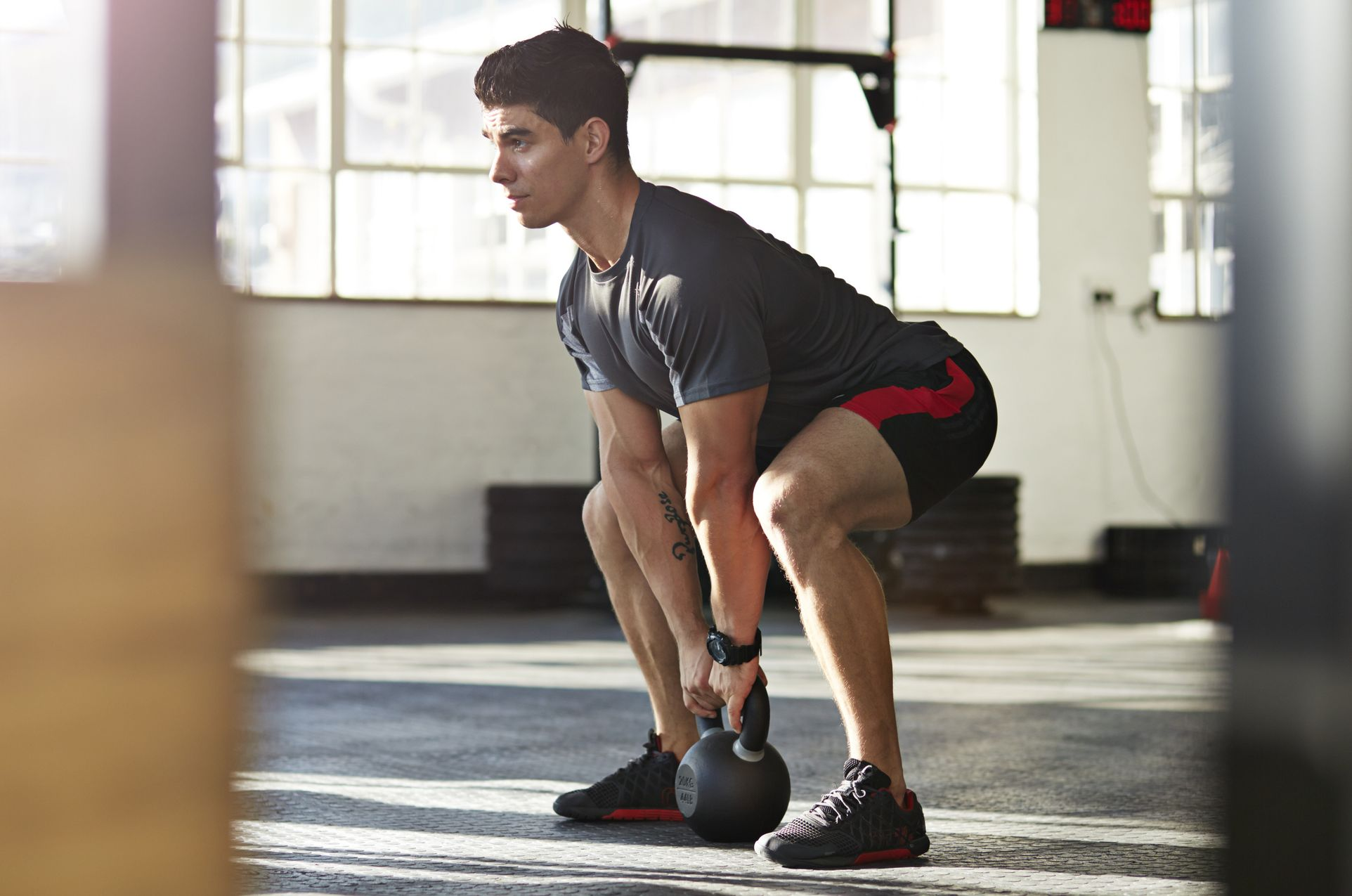 These 8 Kettlebell Exercises Will Boost Your Leg and Lung Power